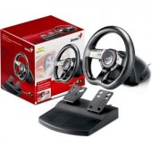 Volan Genius Speed Wheel 5 Pro, PC wheel with vibration, USB, support PS3 (G-31620019100)