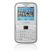 Telefon mobil Samsung C3222 Dual Sim White (SAMC3222WHT)