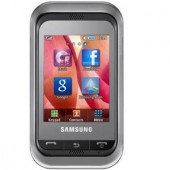 Telefon mobil Samsung C3300 Champ Special Silver (SAMC3300ss)