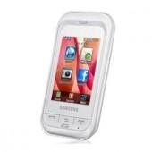 Telefon mobil Samsung C3300 Chic White (SAMC3300WHT)