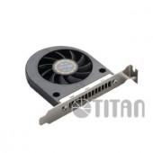 Ventilator carcasa TITAN PCI / ISA slot, slim (TTC-004)