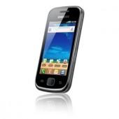 Telefon mobil Samsung S5660 Galaxy Gio Dark Silver (SAMS5660DSA)