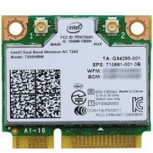 Intel Mini PCI-E  Wireless-N (7260.HMWBNWB)