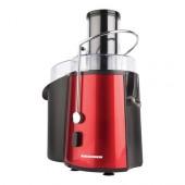 Storcator de fructe Heinner TurboMax 8080, Putere: 850W, inox, roşu, pentru fructe intregi (XF-8080-RD)