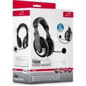 Casti cu microfon SpeedLink THEBE Stereo Headset (SL-8743-SBK)