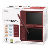 Consola Nintendo DSi XL Wine Red (NIN-DSI-XLWINERED)