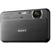 Aparat foto digital Sony Cyber-shot T99 Black, 14.1MP, zoom optic 4×, video HD (DSCT99B.CEE8)