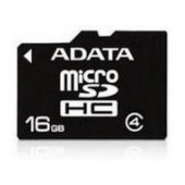 Memorie flash card ADATA AUSDH16GCL4-RA1 16GB Secure Digital microSDHC Class 4