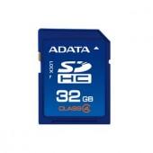 Memorie flash card ADATA ASDH32GCL4-R 32GB Secure Digital SDHC Class 4