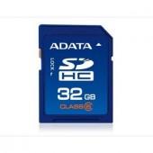 Memorie flash card ADATA ASDH32GCL6-R 32GB Secure Digital SDHC Class 6