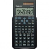 Calculator stiintific Canon F715SGBK, 16 digiti,  250 functii, Dual Power (BE5730B004AA)