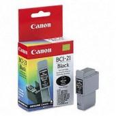 Consumabil Ink-jet Canon BCI-21BK, BLK Black BJ Inktank (BEF47-0821500)