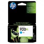 Consumabil Ink-jet HP 920XL Cyan Officejet Cartridge (CD972AE)