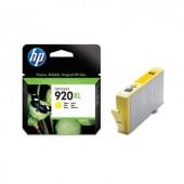 Consumabil Ink-jet HP 920XL Yellow Officejet Cartridge (CD974AE)