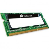 Memorie CORSAIR  4GB DDR2 667MHz (Kit 2×2) SODIMM (VS4GSDSKIT667D2)