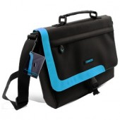 Geantă Canyon for Laptop 12inch; Black/Blue (CNR-NB15BL)