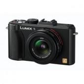 Aparat foto digital PANASONIC DMC-LX5EP, 10MP, zoom optic 3.8× (DMC-LX5EP-K)