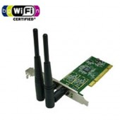 Adaptor wireless EDIMAX PCI 802.11b/g/n 300Mbps (EW-7722IN)