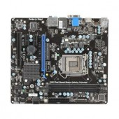 Placa de baza MSI H61M-E33 (B3) Intel H61, socket 1155