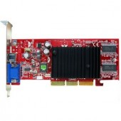 Placa video MSI Nvidia GeForce FX5200 64MB DDRAM 8XAGP TV-OUT (FX5200-64MB)