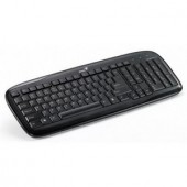 Tastatura Genius SlimStar 110 Black, PS2 (G-31300697100)