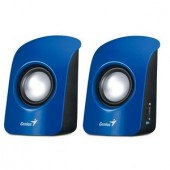 Boxe GENIUS SP-U115 2.0 Blue, 3W RMS (2*1.5W), USB (G-31731006102)