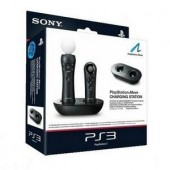 Accesorii console SONY Charging Station PS Move Controllers PS3 (CECH-ZCC1E)