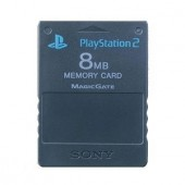 Accesorii console Sony Card Memorie PlayStation 2 8MB (SCPH-10020E)