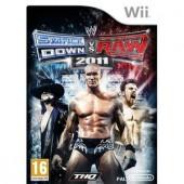Joc consola THQ WWE SmackDown vs. RAW 2011 Wii (THQ-WI-WWE2011)