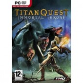 Joc PC THQ TITAN QUEST: IMMORTAL THRONE (THQ-PC-TQIMMORTAL)
