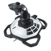 Joystick Logitech Extreme 3D Pro PC 12 Action Buttons, Twist Handle, USB (942-000005)
