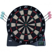 Darts Emprex: LCD electronic dartboard + 18 Spare tips (EES-1001)