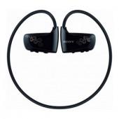 Player MP3 Sony NWZ-W262B 2GB, fără fire, rezistent la apă, negru (NWZW262B.CEW)