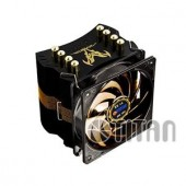 Cooler procesor TITAN 4 Heatpipe cooler  (TTC-NK85TZ/CS2(RB))