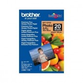 Hartie BROTHER BP71GP20 20coli Glossy 6''x4'' Foto (BP71GP20)