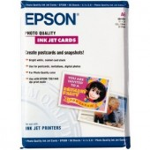 Hartie Epson Photo Quality Ink Jet, DIN A6, 144g/m², 50 coli (C13S041054)