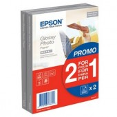 Hartie Epson Glossy Photo, 100 x 150 mm, 225g/m², 100 coli (C13S042177)