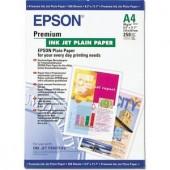 Hartie Epson Premium Ink Jet Plain, DIN A4, 80g/m², 250 coli (C13S041214)