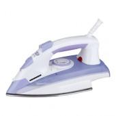 Fier de calcat Heinner Glide 2800, Purple, 2400W, Talpa inox, Termostat relgabil (IG-2800-PP)