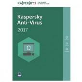 Kaspersky AntiVirus European Edition 3-Desktop 1-An Base License Pack (KL1171XCCFS)