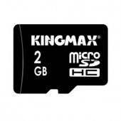 Memorie flash card KINGMAX KM-Micro-SD2G 2GB Secure Digital microSD