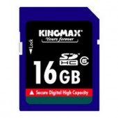 Memorie flash card KINGMAX KM-SD6/16G 16GB Secure Digital SDHC Class 6