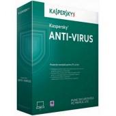 Kaspersky AntiVirus Eastern Europe Edition. 1-Desktop 15-luni Base BOX (KL1171OBABS)