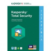 Kaspersky Total Security - Multi-Device European Edition. 1-Device 1 year Base License Pack (KL1919XCAFS)