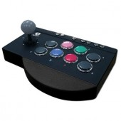 Joystick Serioux Arcade Table CageFighter, 12 butoane, USB (SRXJ-CFA)