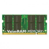 Memorie Kingston  1GB 667Mhz DDR2 SODIMM (KVR667D2S5/1G)