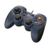 Gamepad Logitech F310 for PC, 10 Programmable Buttons, USB (940-000111)