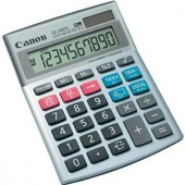 Calculator de birou Canon LS-103TC, 10 Digits, Dual Power (BE1535B002AA)