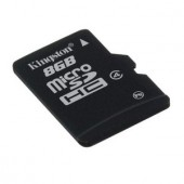 Memorie flash card Kingston SDC4/8GB 8GB microSDHC Class 4