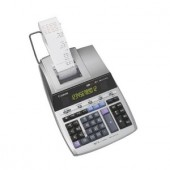 Calculator de birou Canon MP1211-LTSC, 12 digit, ink ribbon, 2 colour printer (BE2496B001AA)
